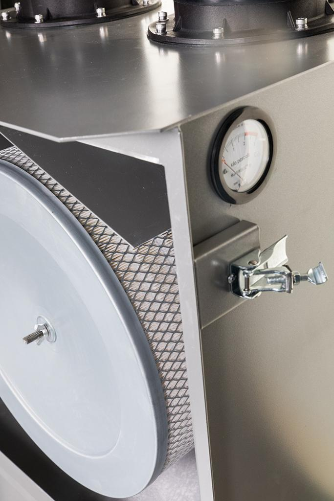 Air and Dust Control Systems by Inteliair